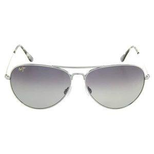 Maui Jim Maverick Aviator Sunglasses